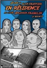 Des auteurs en résidence au Lycée Benjamin Franklin de La Rochette