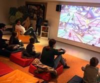 Jeux vidéo à la bibliothèque de Châteauroux