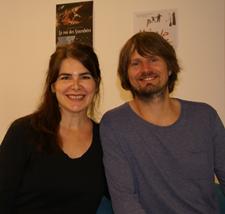 Anne-Caroline Pandolfo et Terkel Risbjerg