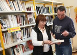 L'accueil du public en bibliotheque