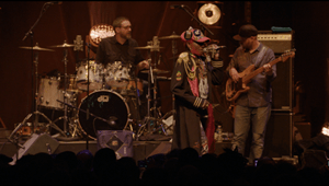 """Lee """"Scratch"""" Perry and The Homegrown Band"""