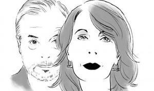 Alain et Désirée Frappier