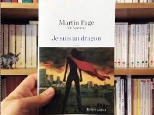 Martin Page - Je suis un dragon
