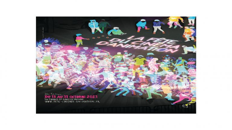Fête du cinéma d'animation 2021
